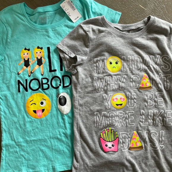 Bundle of 2 The Children's Place tees
